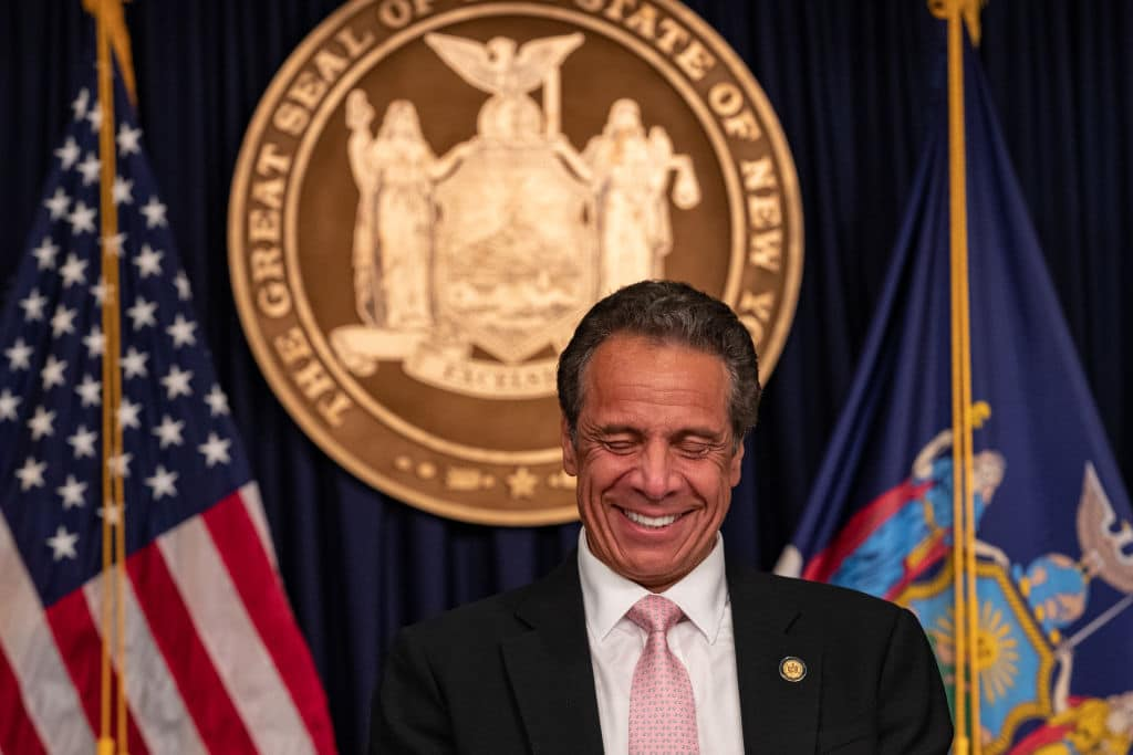 Gov. Cuomo the Highest Paid Governor in History