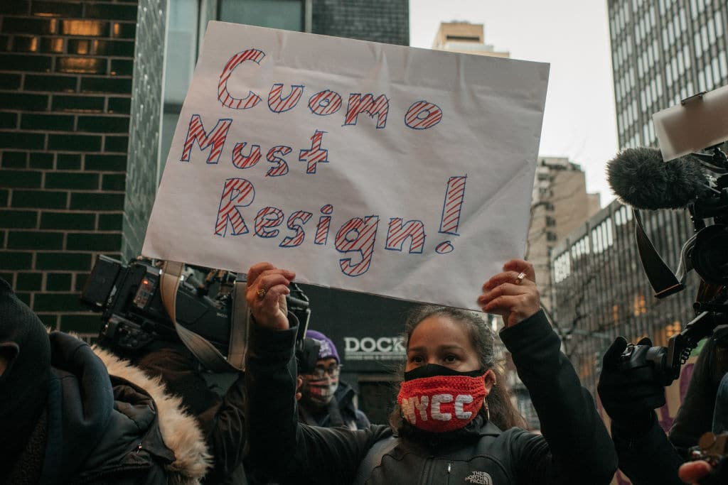 NY Senate Majority Leader: Cuomo Must Resign…. If One More Woman Comes Forward