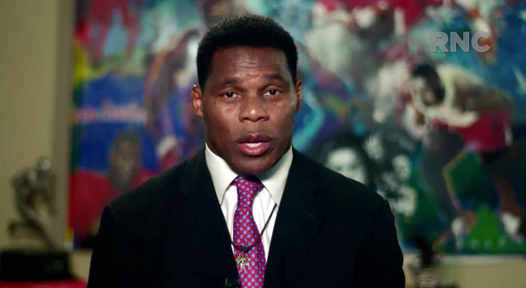 """Wouldn't It Be Fantastic?"" – Trump Urges Herschel Walker to Enter Georgia Senate Race"