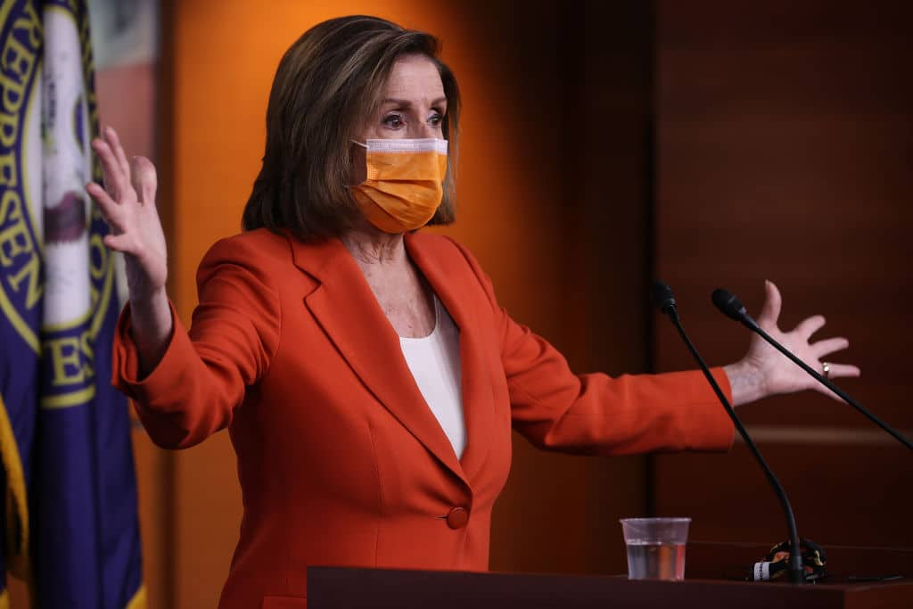Pelosi Claims to Have Been Ready to Personally Engage in Hand to Hand Combat on January 6th