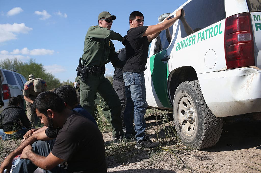 Report: Illegals Released Into U.S. by Biden Administration Test Positive for Corona