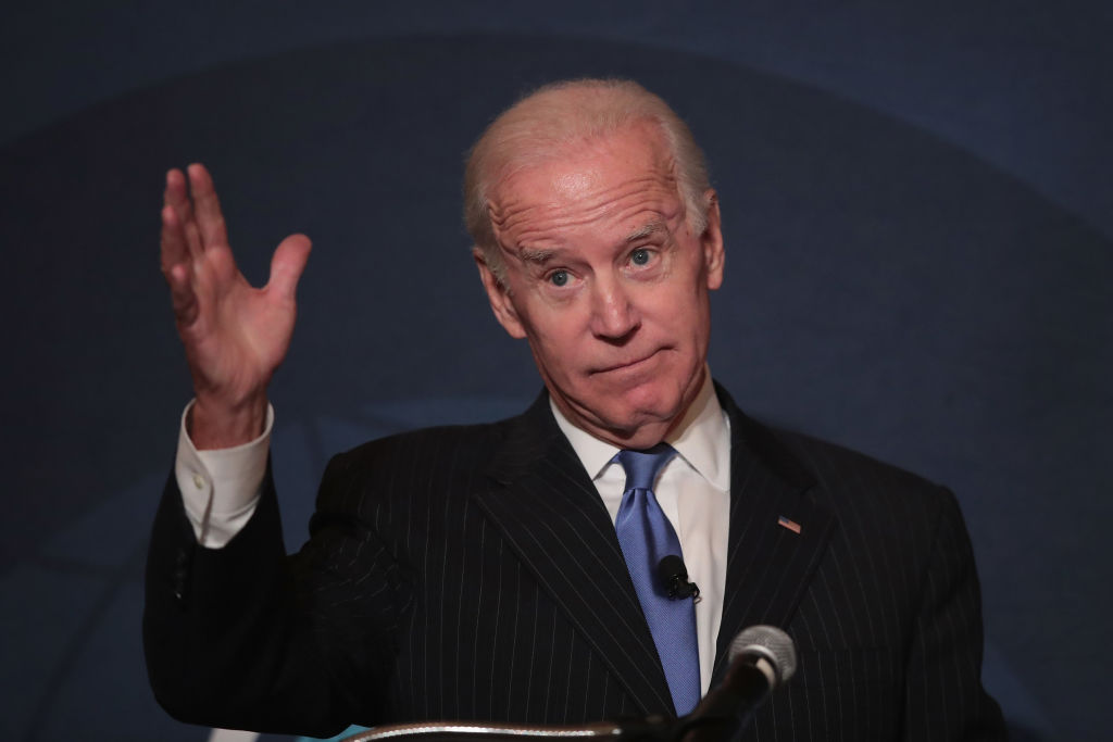 Biden Sued by Christian College Over Executive Order That Puts Biological Men in Female Dorms, Showers