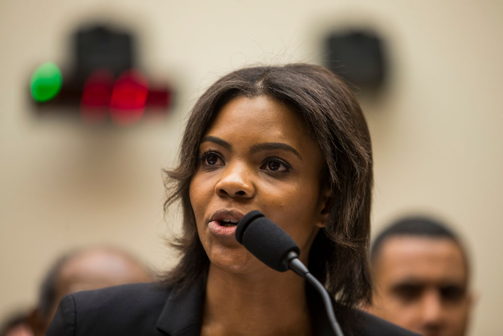 Candace Owens Slams Hypocrite BLM Co-Founder