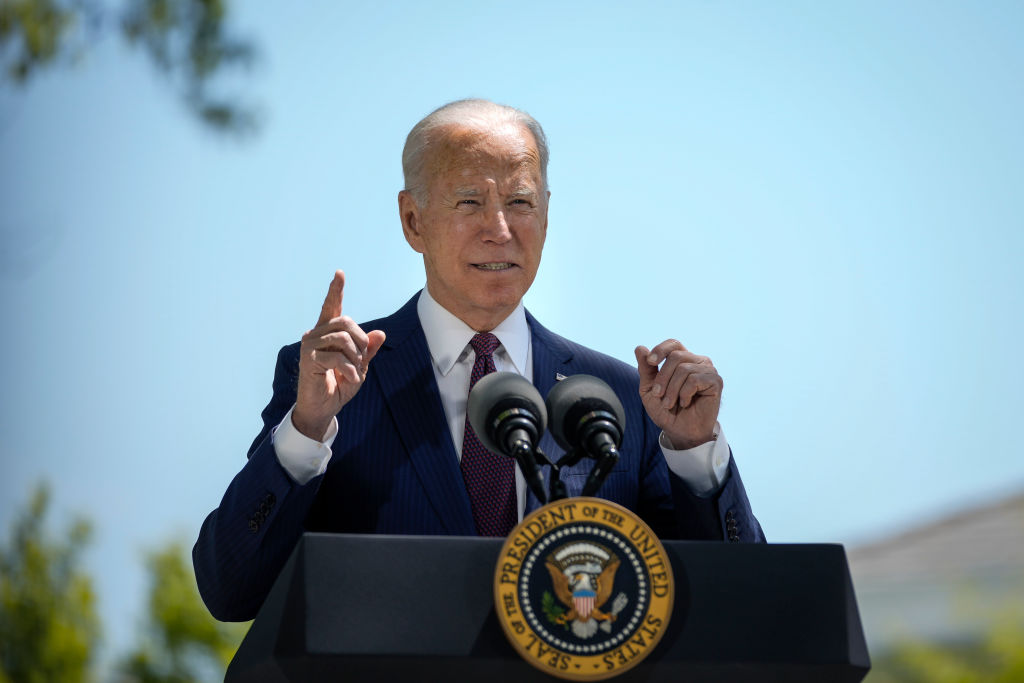 Biden to Call for $4+ Trillion in New Spending During First Joint Address to Congress