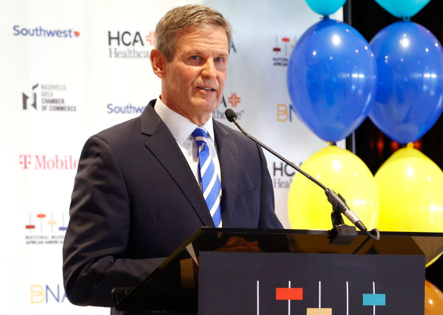 Tennessee Gov. Bill Lee Signs Constitutional Carry Gun Law