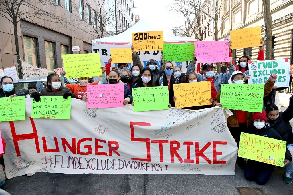 Illegal Aliens Go on a Hunger Strike to Win Taxpayer-Funded Benefits in New Jersey