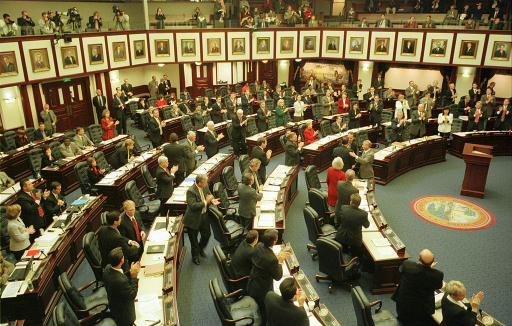 Florida House Passes Bill Banning Biological Men From Women's Sports