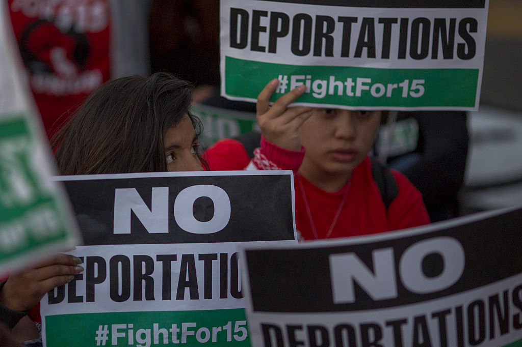 ICE Deportations Fall to Lowest Monthly Level on Record
