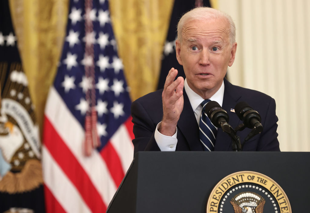 Biden to Spend the Same on Health Care for Illegals This Year as Trump Did on the Wall