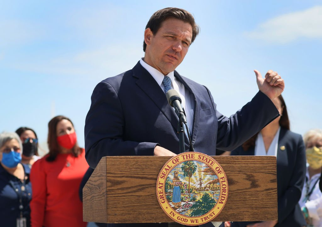 Gov. DeSantis Torches Reporter After Signing Bill to Hold Big Tech Accountable