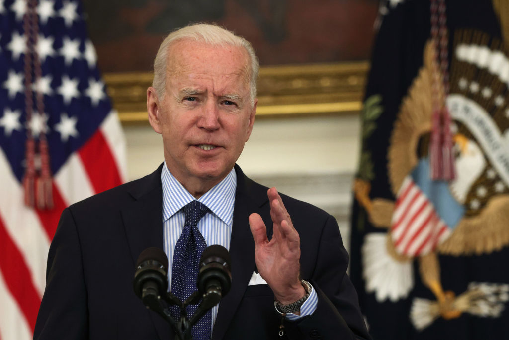 """Biden Asks Americans to Report Their """"Potentially Radicalized"""" Friends and Family"""