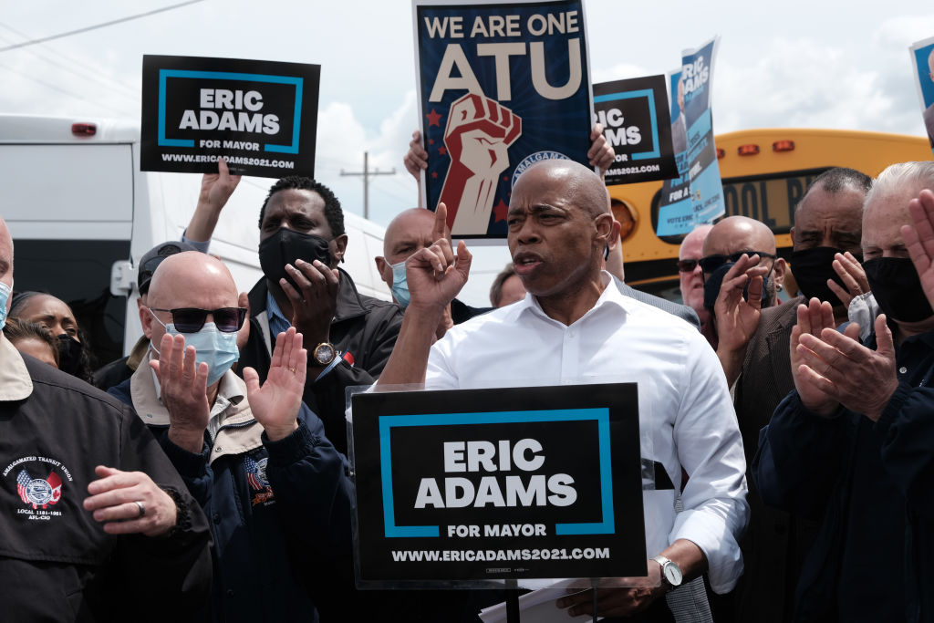 Leading NYC Mayoral Candidate Says He'll Ditch Security and Carry His Own Gun if He Wins