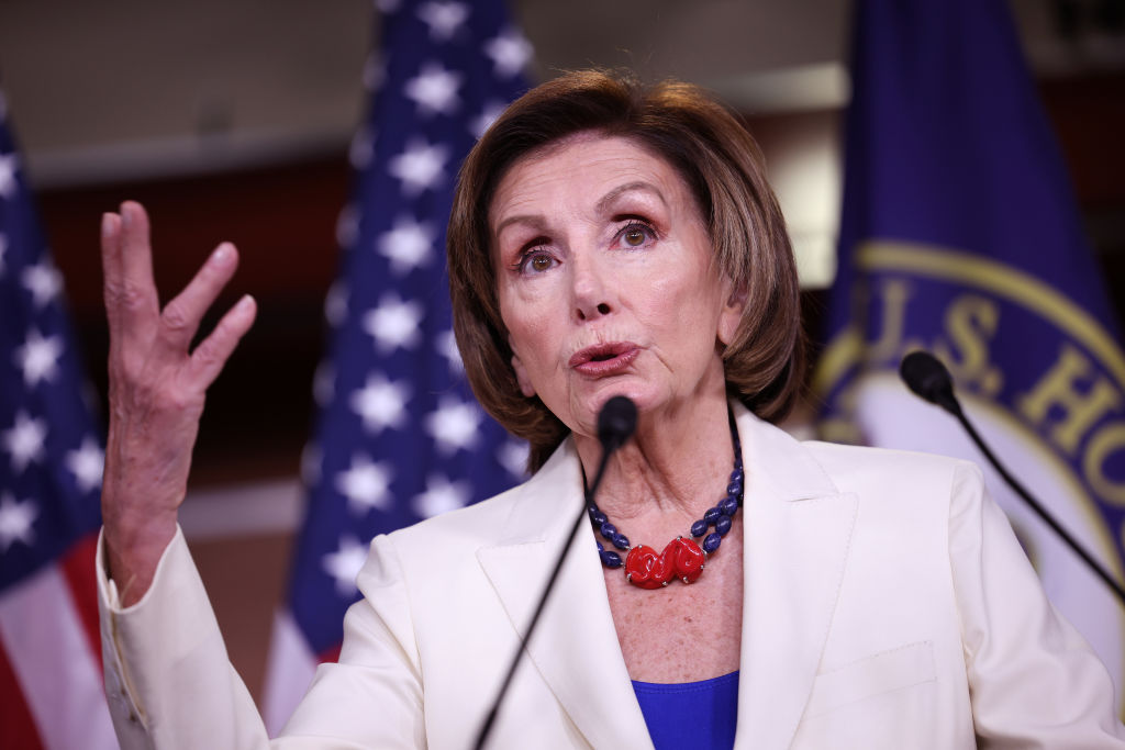 Pelosi Doubles Down on IRS Tracking Bank Accounts