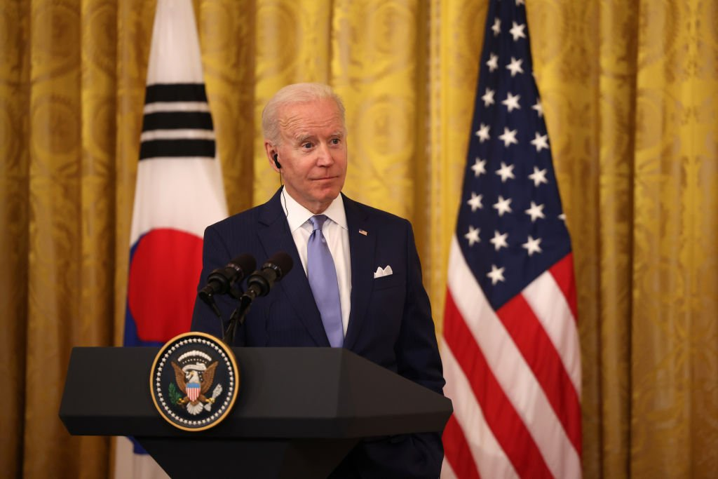 Video Shows Biden Getting Confused After Meeting With South Korean President