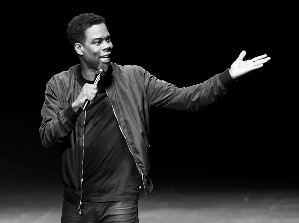 """Chris Rock Slams Cancel Culture and Says People Are """"Scared to"""" Speak"""