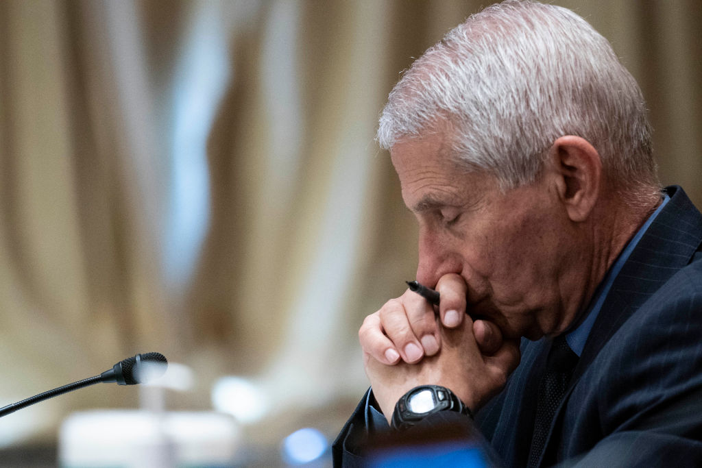 Former FDA Commissioner: Fauci Briefed World Leaders on Potential Lab Leak a Year Ago