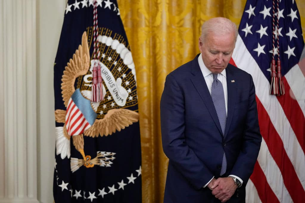 Former White House Physician and 13 GOP Lawmakers Urge Biden to Take Cognitive Test