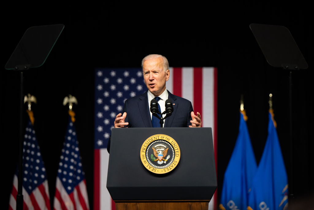 """Biden Falsely Claims """"White Supremacist Terrorism"""" a Greater Threat Than ISIS and Al-Qaeda"""