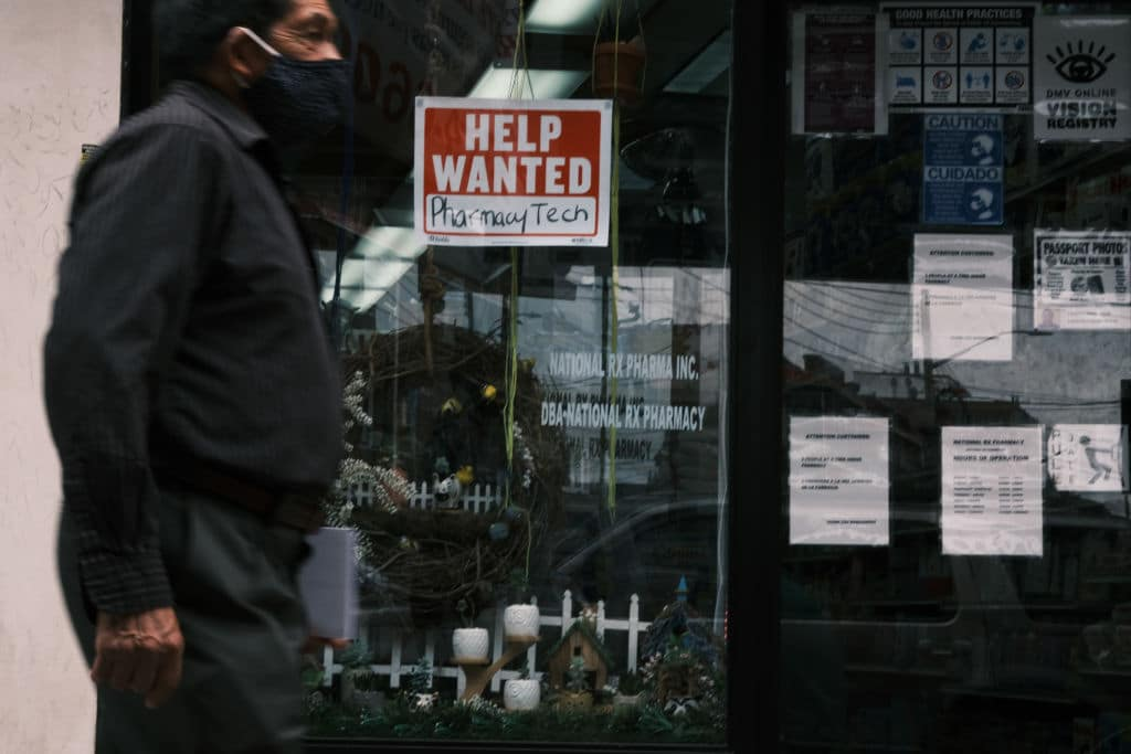 Record 9.3 Million Job Openings Unfilled as Biden Labor Shortage Continues