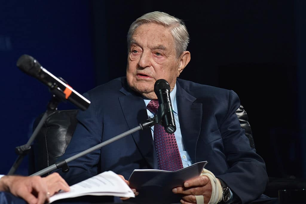 Report: George Soros Paid No Income Tax Three Years In a Row