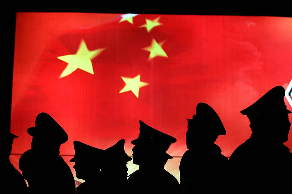 Explosive Report: China Discussed Making Bioweapons to Target Certain Races