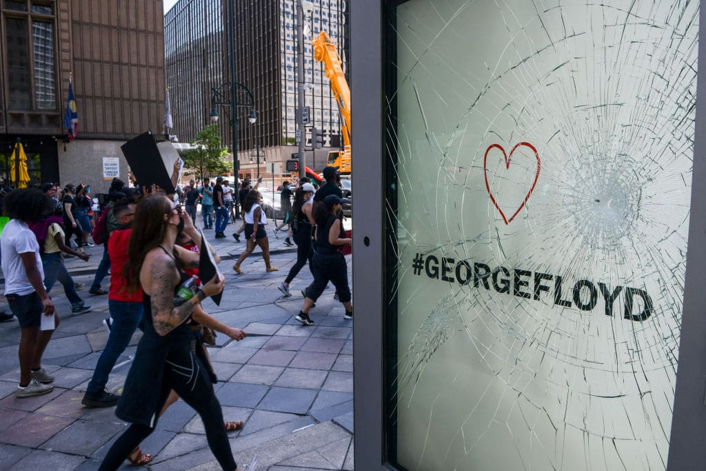 Woman Charged With Hitting George Floyd Rioter With Car Found Not Guilty of Assault