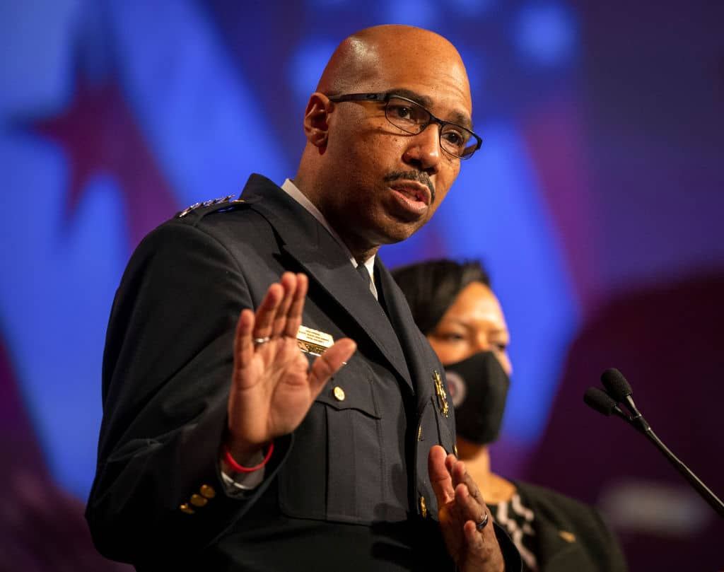 D.C. Police Chief TORCHES Leadership: You CANNOT Coddle Violent Criminals