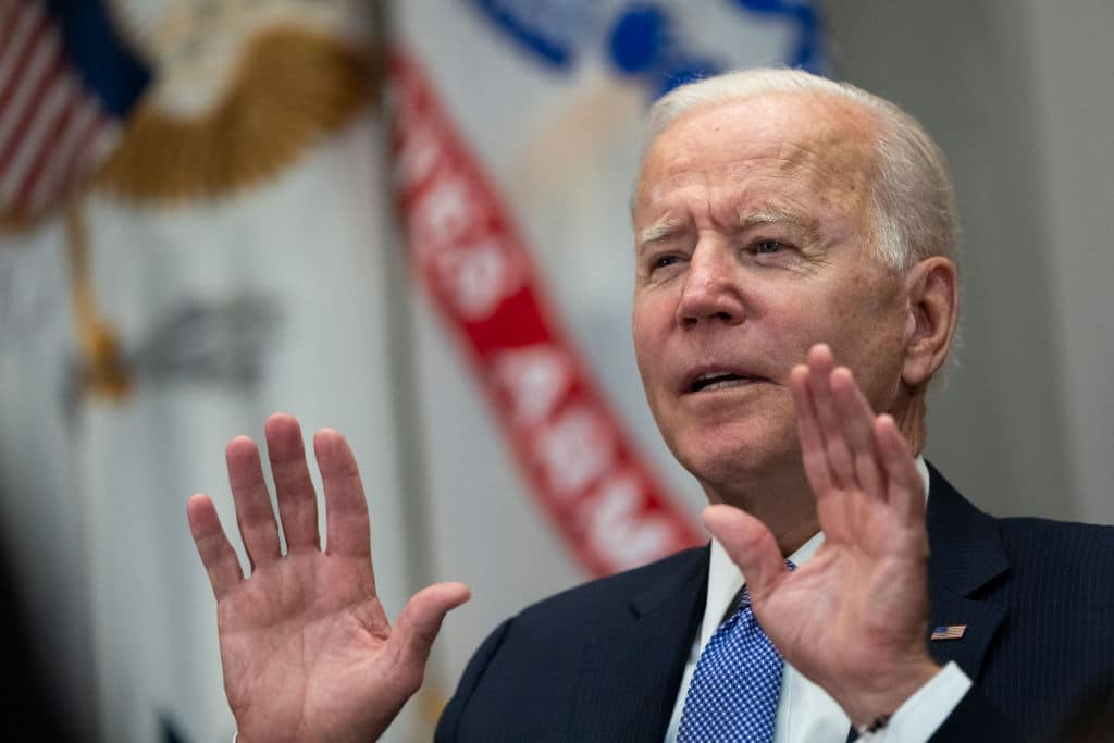 """Biden: U.S. Will """"In All Probability"""" See More COVID Restrictions"""