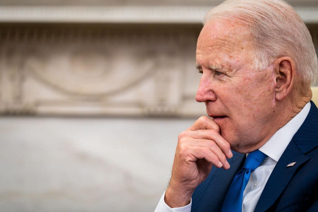 Poll: Majority Of Americans Don't Believe Biden Is Calling the Shots in the White House