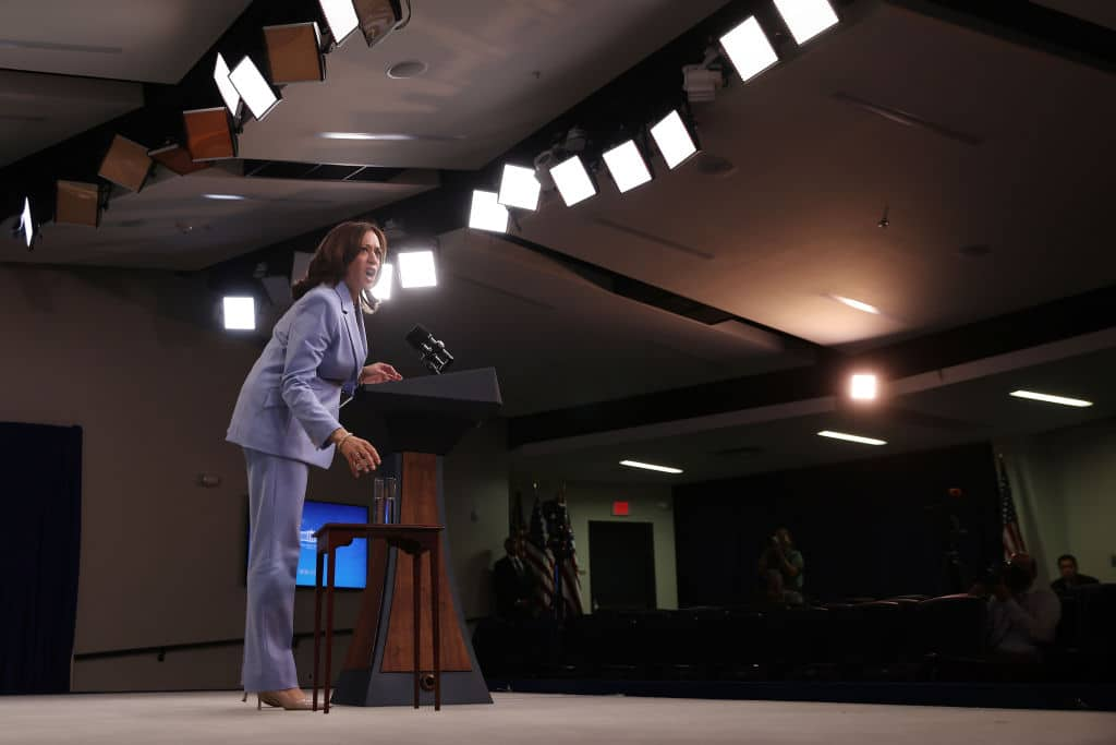 Report: Kamala Harris' Office Is Abusive and She's Terrible to Work For