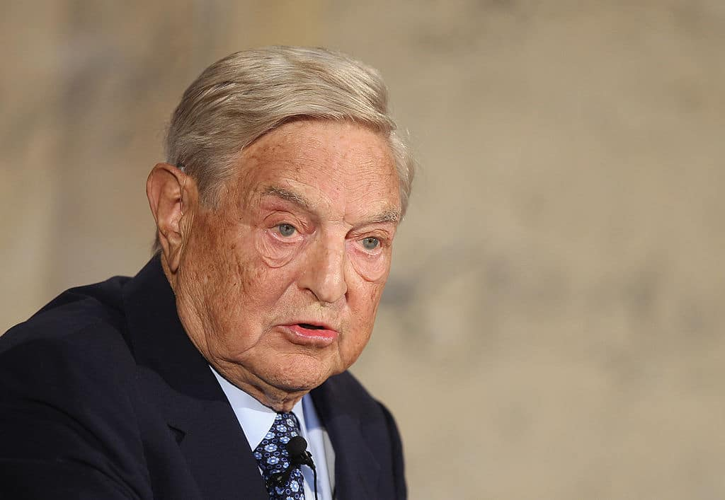 """Introducing """"The Man Behind the Curtain: Inside the Secret Network of George Soros"""""""