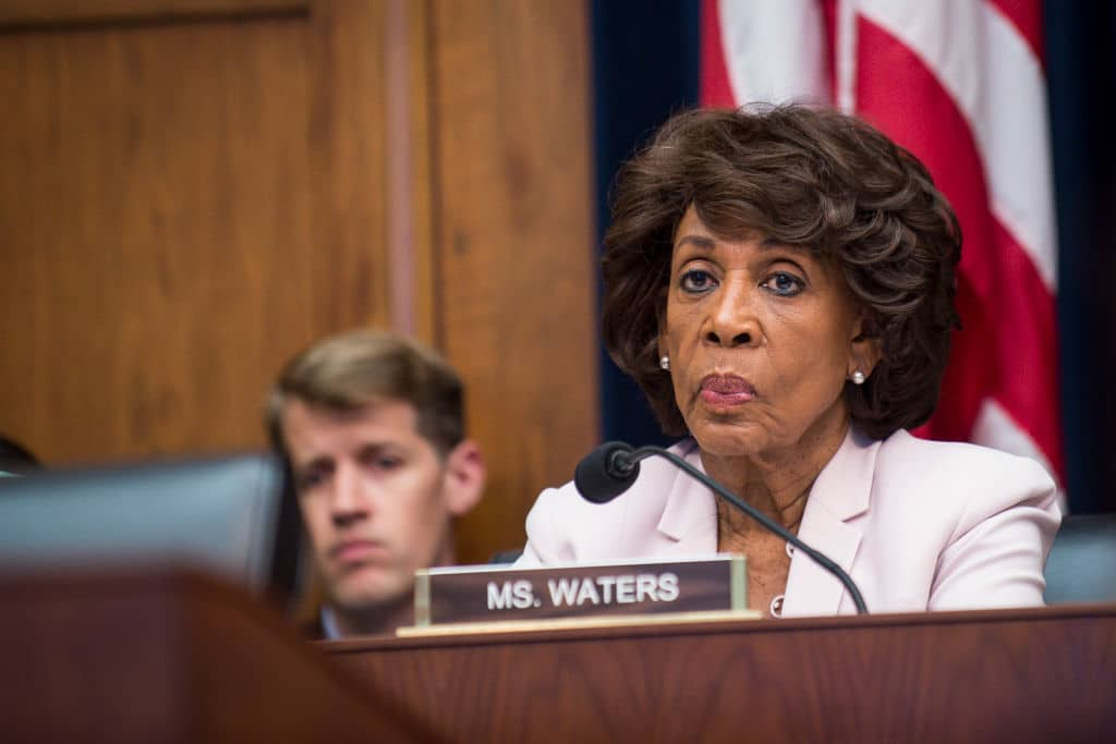 Disgraceful: Maxine Waters Goes On Anti-America Rant On July Fourth