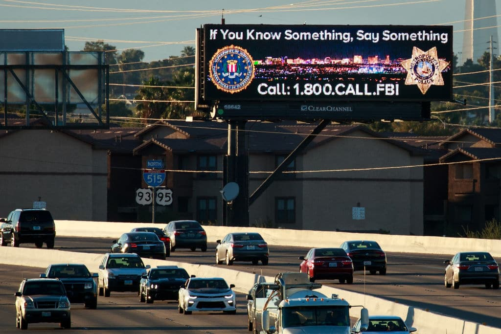 """FBI Tells Americans to Report Their Family and Friends for """"Suspicious Behaviors"""""""