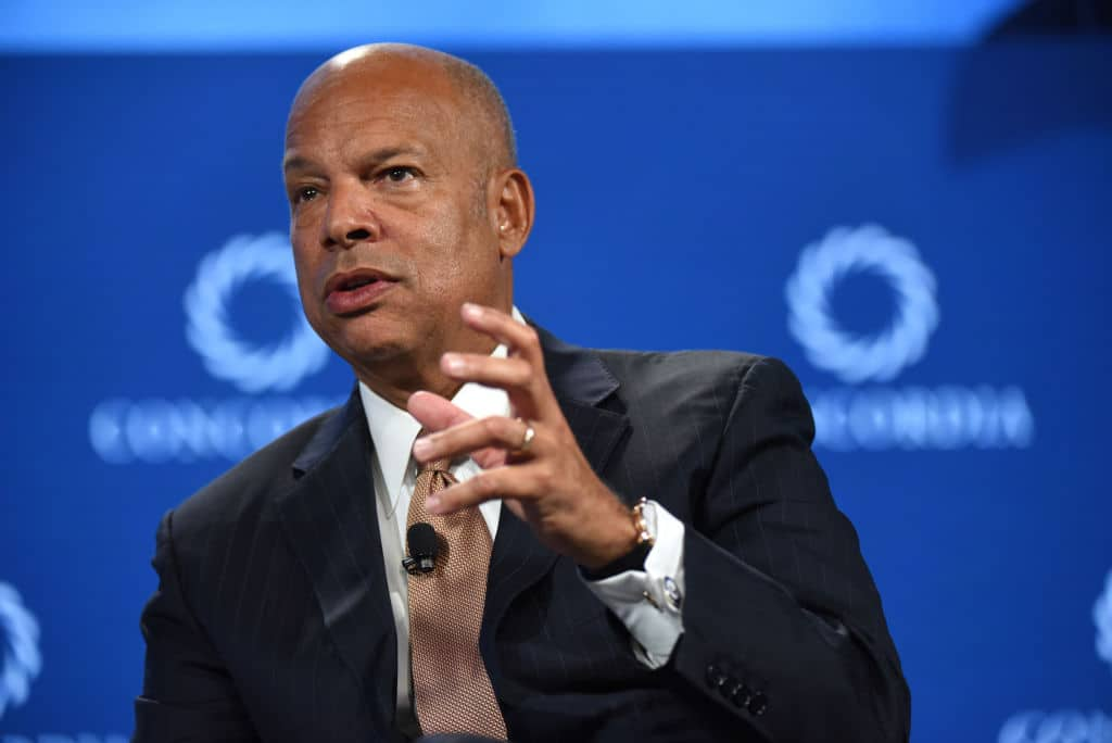 Obama's DHS Secretary: It Sure Looks Like the Border Crisis Is Out of Control