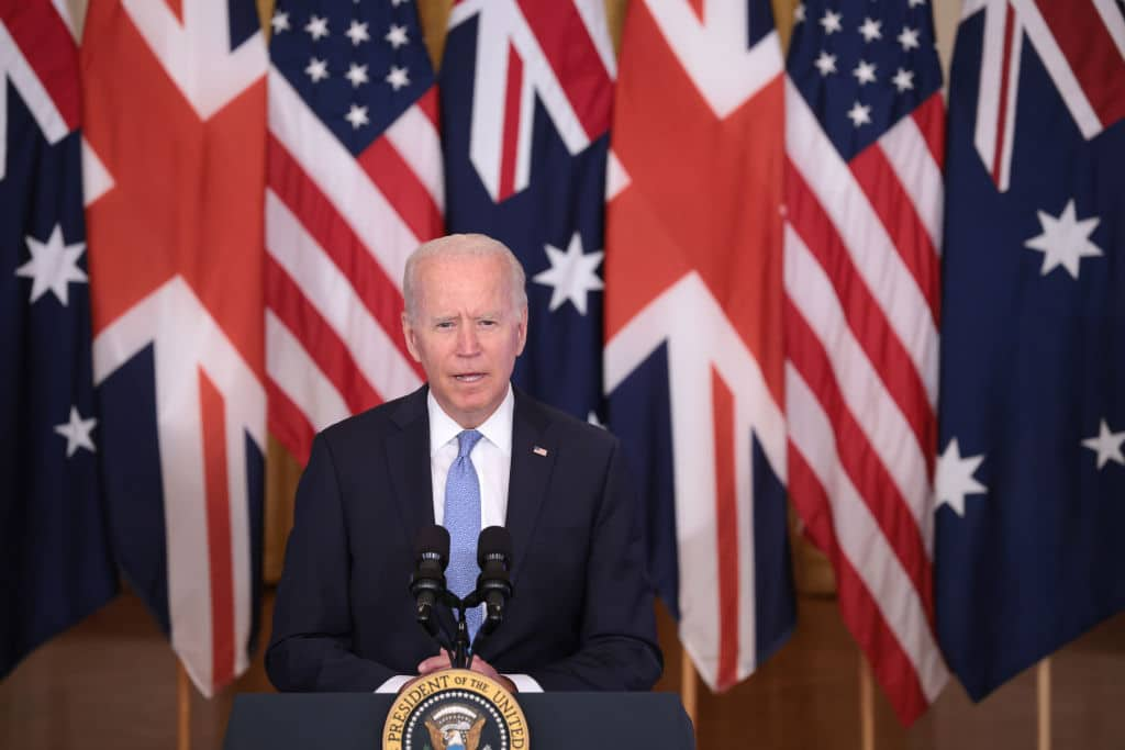 Biden Appears to Forget Name of Australia's Prime Minister