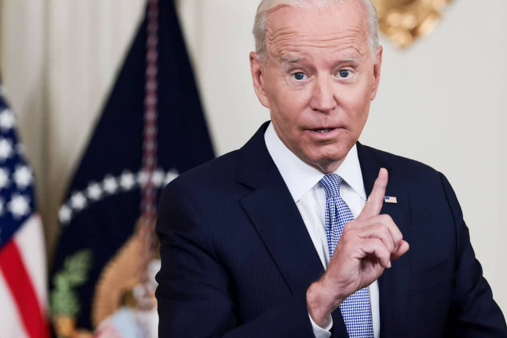 Biden: I'm Moving Forward With Vaccination Requirements Wherever I Can