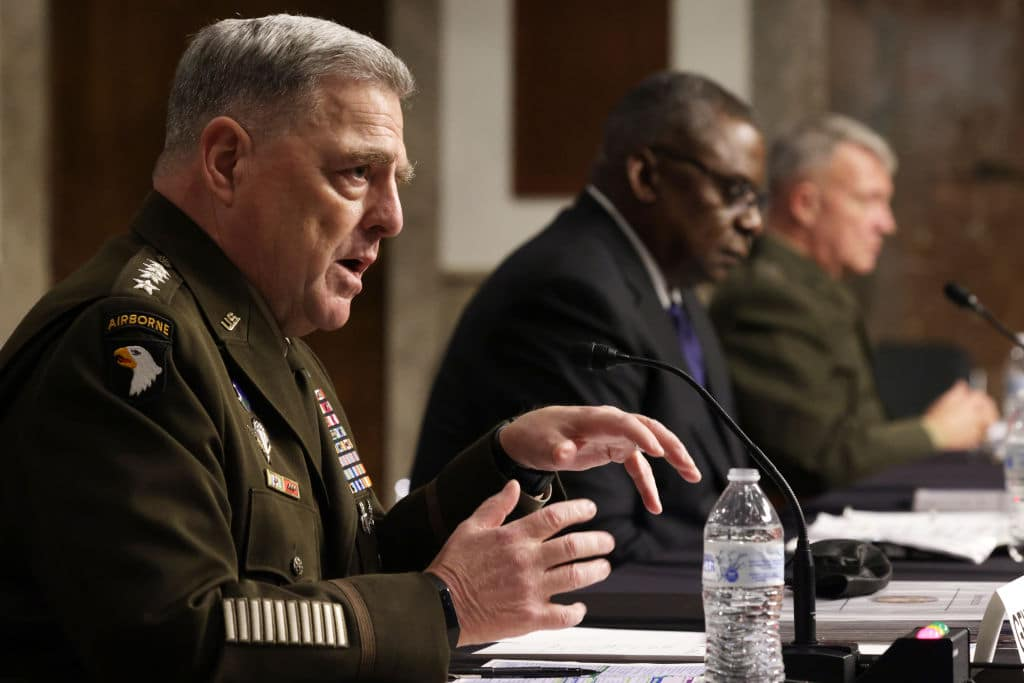 Gen. Milley Admits Biden Waited 10 Days After Fall of Kabul for an Assessment of the Situation