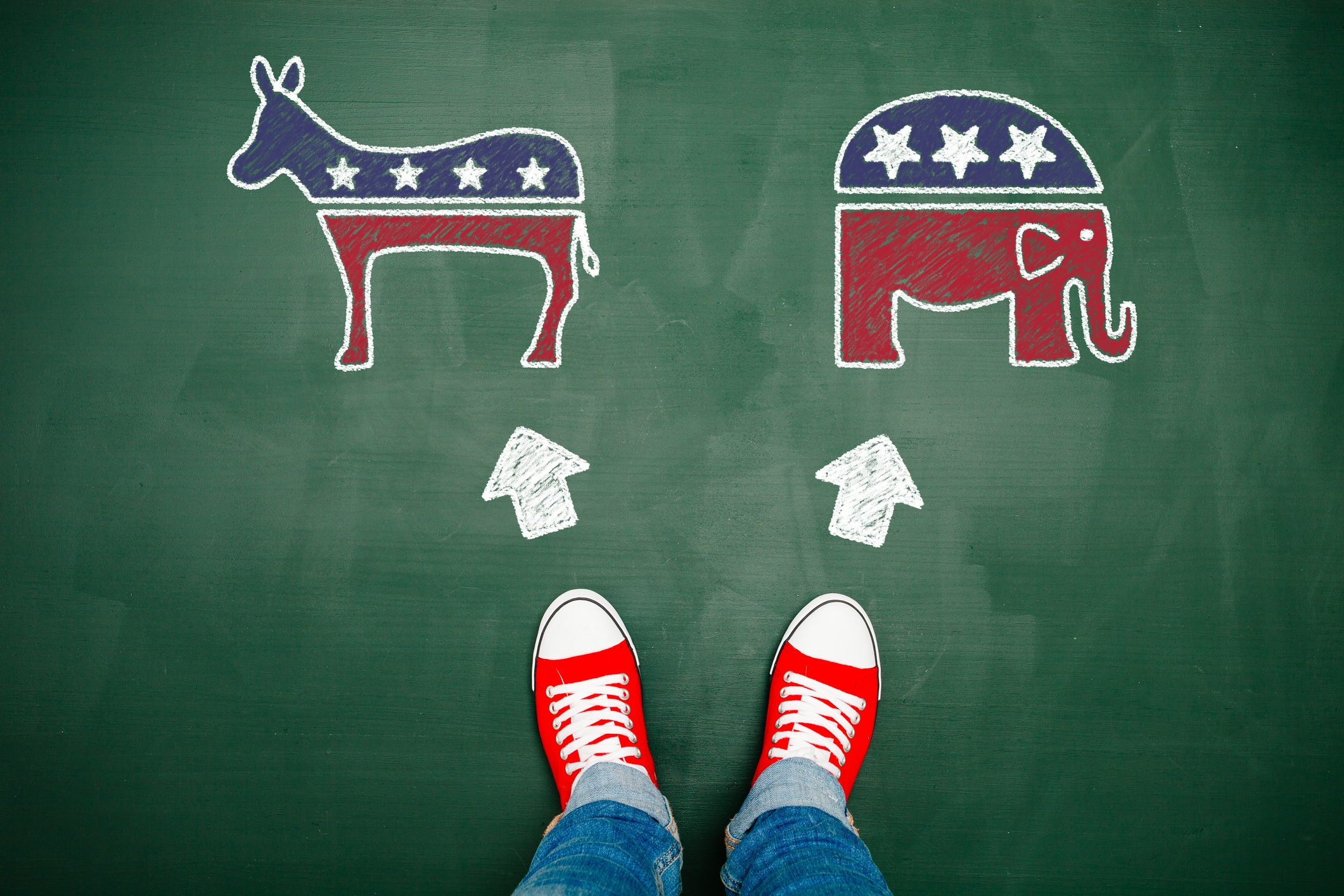 Study: The Worst Run States Are Run by Democrats